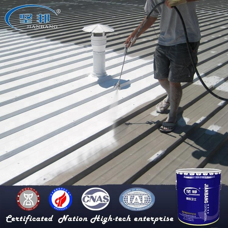 JianBang Reflective roof cooling, roof tile, heat insulating paint