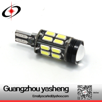 Auto bulb led 12v dc t15 car taillight 5630 161+SMD car lights led