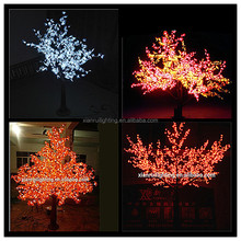 High quality waterproof and sun-proof energy saving artificial red maple tree