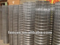 Welded wire mesh panel or welded wire mesh rolls