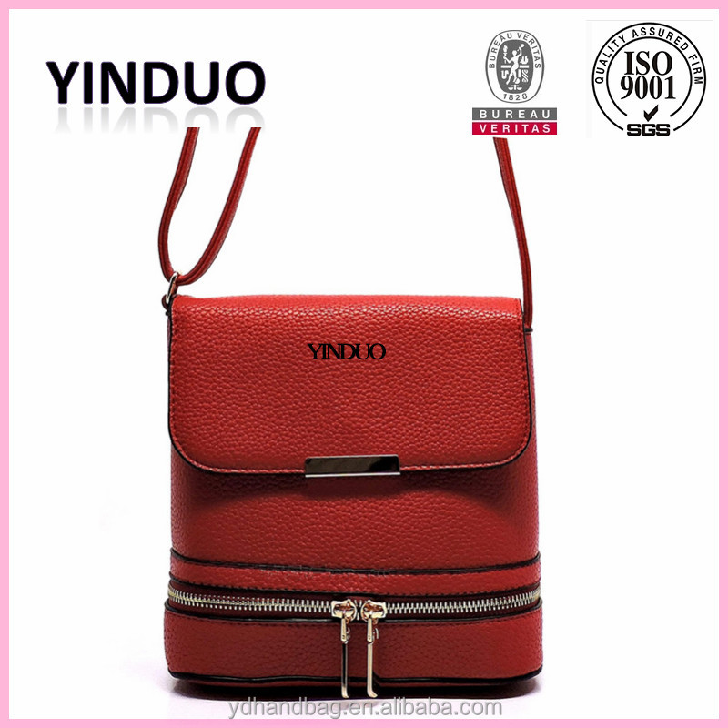 Pu Leather Bag Handbag made in italy wholesale