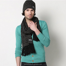 winter christmas knitting scarf glove and beanie