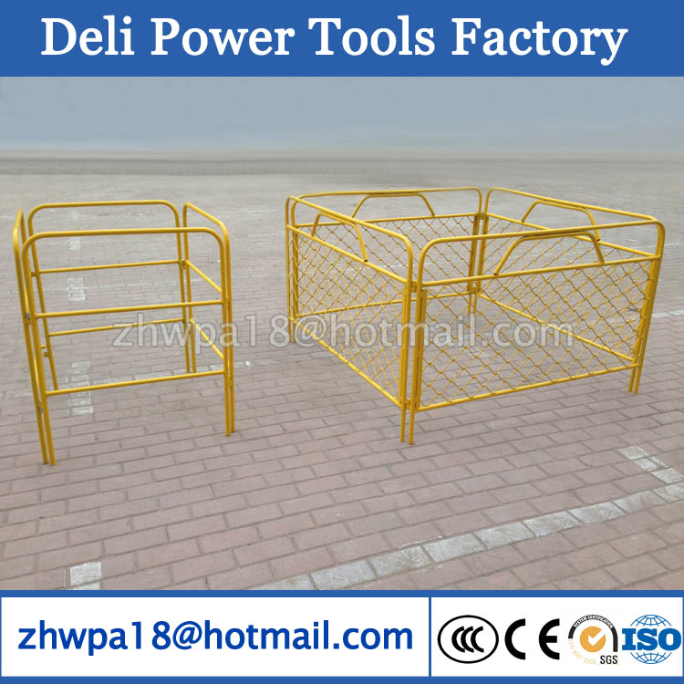 Hot sales confined space manhole guard rail buy