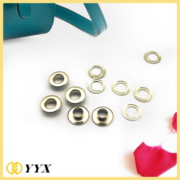 Open cap snap button, metal button for leather