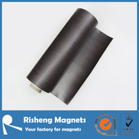 high energy rubber magnetic roll cutting flexible magnet sheets