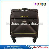 Best wholesale laptop trolley bags, business travel luggage computer bag customized laptop bag