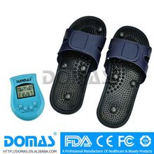 SM9188 Low frequency massager health car vibrating foot massaging plate/acupressure machine