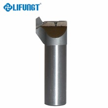 customized high speed steel lathe cutter brazed insert form turning tool for super alloy