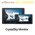 Original 7.85 inches Ultra Brightness DJI CrystalSky Monitor with High Resolution Lcd Screen