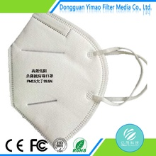 promotional price free sample cotton face mask