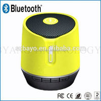 2015 Hot Sale Good Quality Newest Cute Mini Keychain Bluetooth Speaker- Purple