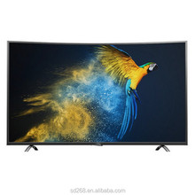 Smart tv led 32inch design curved assembly lcd televisions