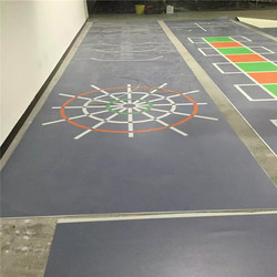 Functional training gym floor covering