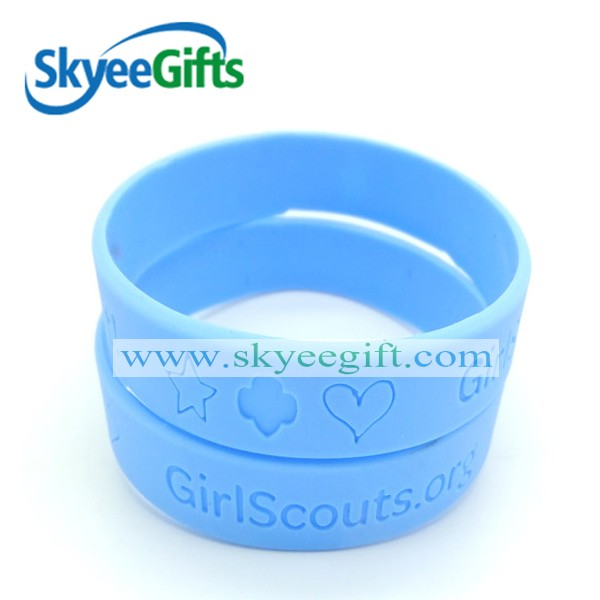 cheap church fund rasing silicone chinese Benevolent fund silicone bracelet for export