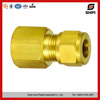 High Quality Brass Fitting female brass pipe connector