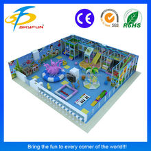 Hot sales customerized free design cheap commercial soft play kids indoor playground at home
