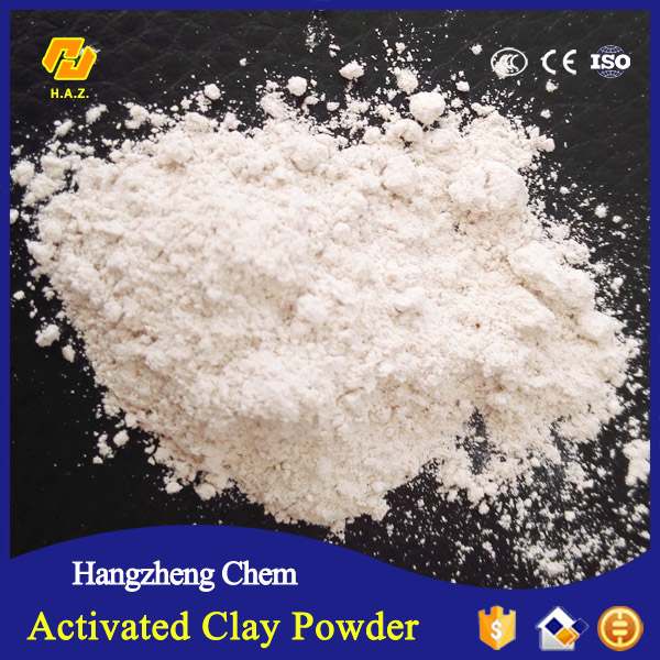 Tech Grade Bentonite Activated Bleaching Clay for Engine Oil Decoloring