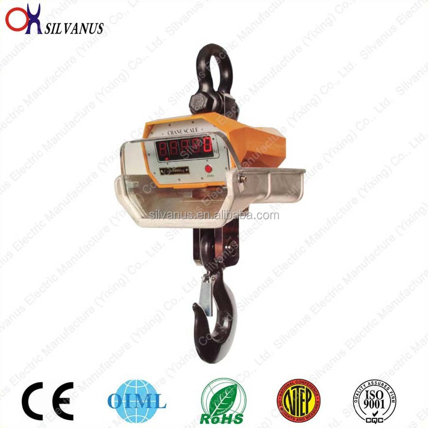 Hight-temperature thermal insulation type OCX crane scale