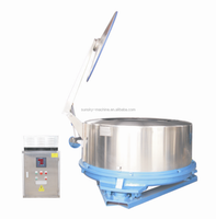 JF Series Inverter Control Hydro Extractor Machine