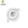 2700k 3000k 4000k 5000k 8w dimmable commercial led cob downlight with 83mm hole ip44 classical model