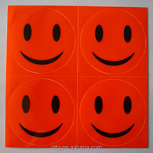 New hot sell OEM reflector sticker for promotion,all kinds of sticker