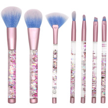 Make Up Brushes Set With Holder Golf Makeup Studio Tool Private Label Beauty Cheap High Quality Cheap Cosmetic Makeup Brush