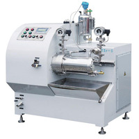 Best sale Horizontal bead mill, sand mill, parcticle grinding machine CE