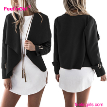 Fashion Long Sleeve Coat China Suppliers Varsity Jacket Wholesale Vintage Women Jacket