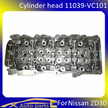 prices nissan auto parts for nissan zd30 engine cylinder head AMC908506 11039-VC101