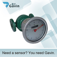 Mechanical Oval Gear Flowmeter