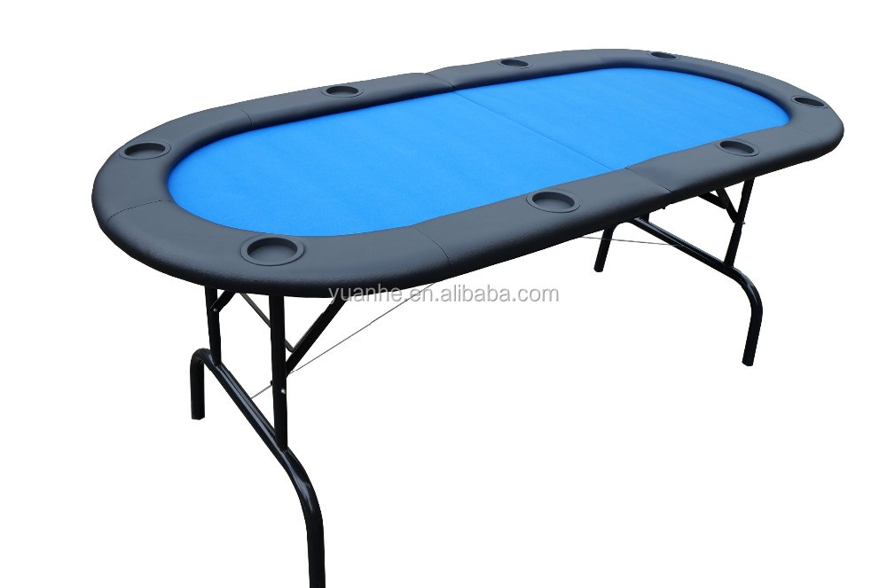 72 inch folding texas holdem 8 person wholesale poker for 12 seater poker table
