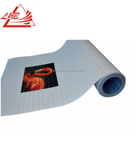 Hot Sale 3D Cold Laminating Roll Film for Picture Decoration