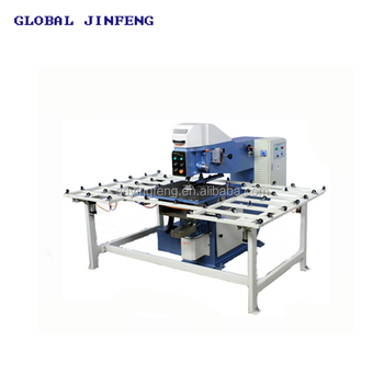 JFO-2 High precision semi-automatic horizontal glass hole drilling machine with CE