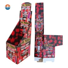 High Quality Glossy Printed Paper Food Packing Box For Cake/Tea/Candy Custom Logo