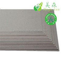 grey paperboard glossy C2S paper