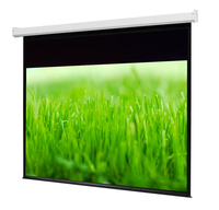 Home pvc matt white projection screen fabric
