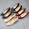 2018 high quality cheap fancy high heel pump dress shoes for lady and woman