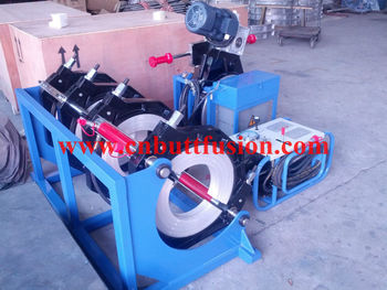 Irrigation PE Plastic Pipe Welding Machine