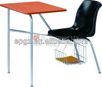 middle school desk and chair for wooden student furniture price
