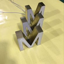 remy decorative resin block letters for replacement