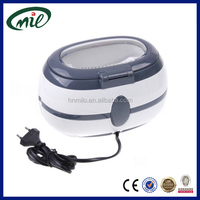 VGT-800 mini sonic vibrating jewelry cleaner digital household ultrasonic cleaner