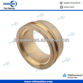 self lubricating bearings.brass bushing