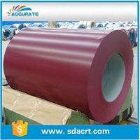 different zinc ppgi coils coal steel production color coated galvanized steel coil
