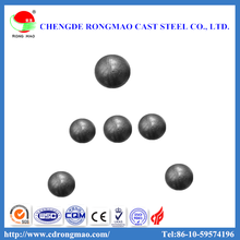 Convenient and efficient grinding steel balls for dry ceramic mills steel balls mineral processing plant Supplier In China