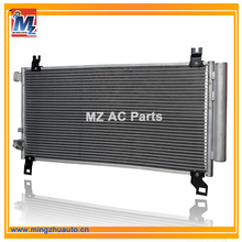 China Gold Supplier Car Cooling Condenser For Toyota Yaris