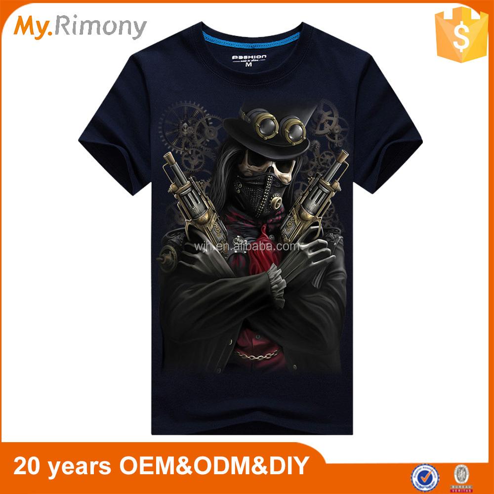 List manufacturers of t shirt 3d men buy t shirt 3d men for T shirt design wholesale