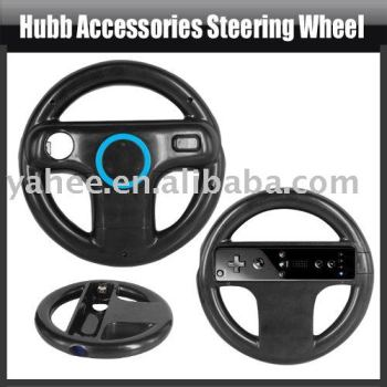 Racing Steering Wheel for Wii,YHA-WI033