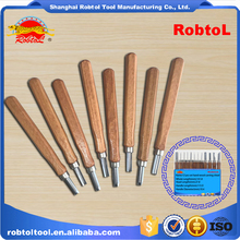 12pcs set hand wood carving chisel gouge woodworking cut craft sculpture carpenter tool