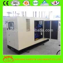 10kw-500kw silent gas generator with canopy