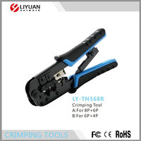 LY TN568R Network Crimping Tool Hardware